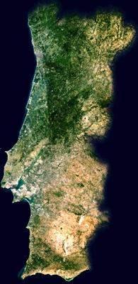 mapa portugal satelite Readings mapa portugal satelite